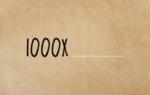 Ansichtkaart van Zinvol 1000x.....