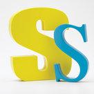 Alpha Art letter S