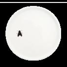 Voorkant van het Zusss bord vlieg
