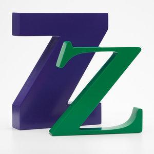 Alpha Art letter Z