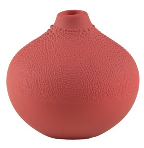 pearl vase design 2 red-dust van raeder