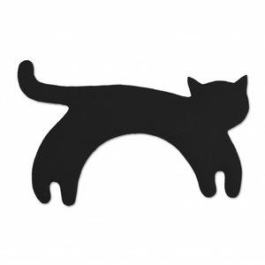 leschi warming pillow minina the cat black
