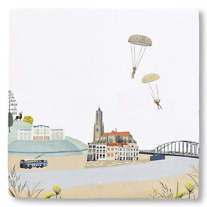 Storytile Arnhem aan de Rijn