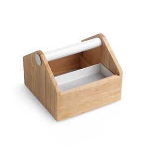 Toto small box white van Umbra