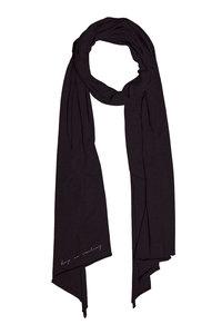 basic sjaal zwart van Zusss