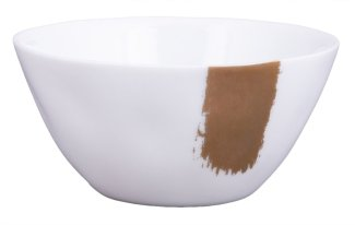 Mix & match dip schaaltje goud