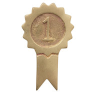 Rader mini broche medaille
